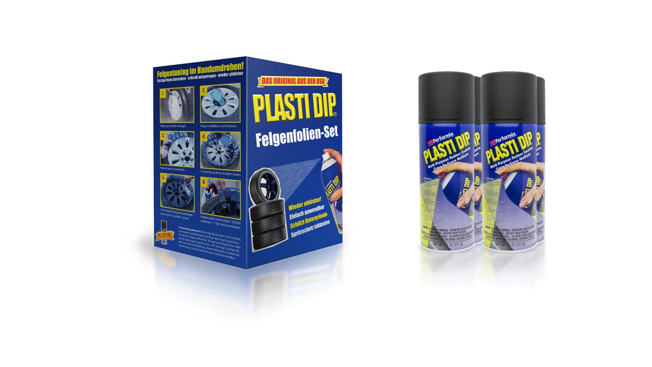 PlastiDip Felgenfolie das Original